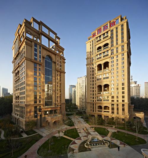 北京远洋风景图片